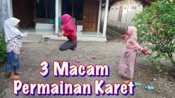 Cara Permainan Tradisional Anak Jaman Dulu Lompat Tali Karet